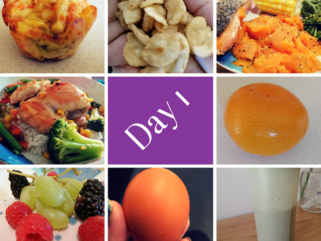 7 Days of food to help take the thinking out of your week!