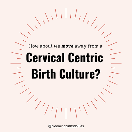 Cervical Centric Birth Culture
