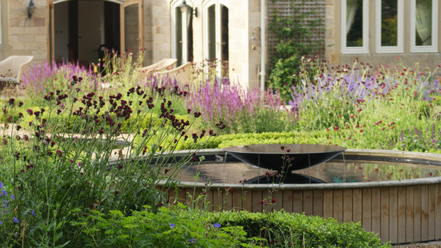 Garden Design | North Yorkshire | Alistair W Baldwin ...