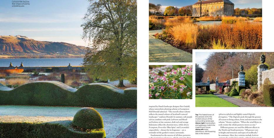 Kinross House Garden, designed by Alistair Baldwin, The English Garden Magazine, Page 3