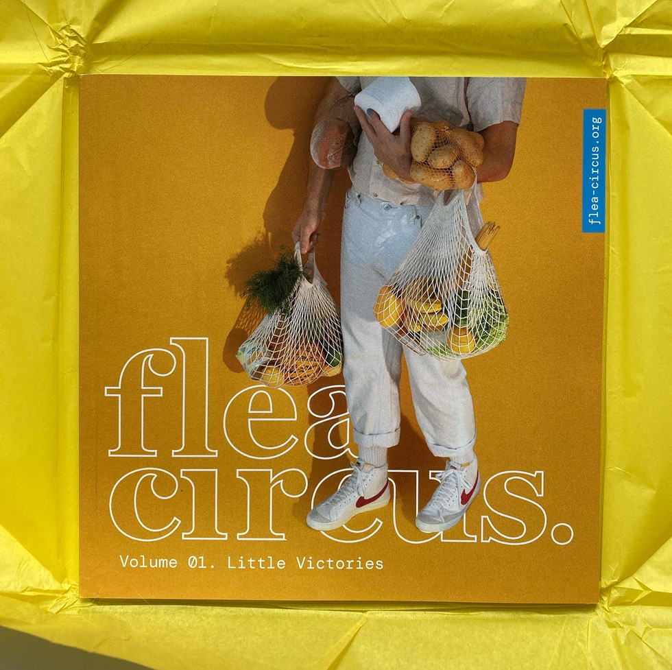 Flea Circus Magazine - Volume 1