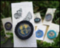 Bug Badges - The CLUNKER