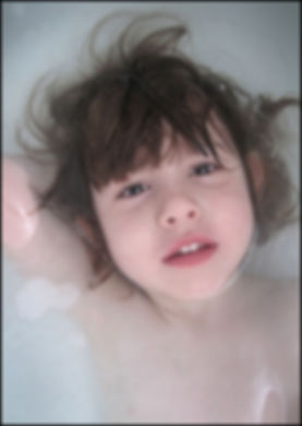 bath, water, bathing, child