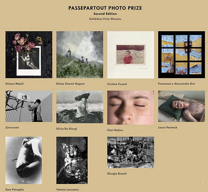 Passepartoutprize Winner 2021