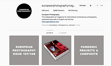 Europaen Photography Magazine
