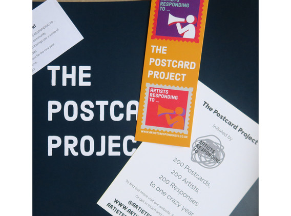 The Post Card Project 2020