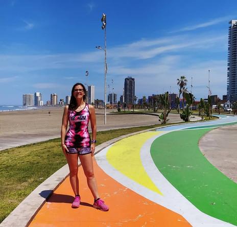 "#HistoriaDeCorredora ""Correr mi primera maratón era mi gran sueño"""