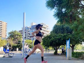 """Jessica Balseca: """"Correr en el embarazo"""""""
