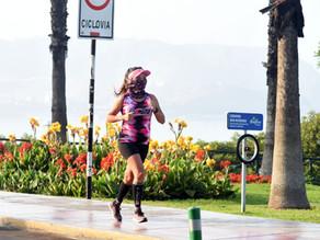 """Paula Labra: """"Retomar el running post embarazo"""""""