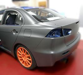 Car Wrapping avtomobila