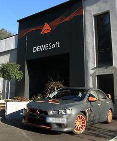 Svetlobna tabla Dewesoft