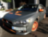 Car Wrapping Dewesoft