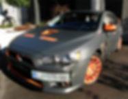 Car Wrapping Dewesoft