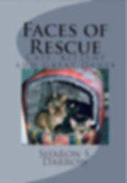 Faces of Rescue, Front cover small copy.