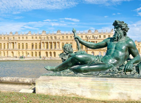 Versailles Makes Everyone Sigh!
