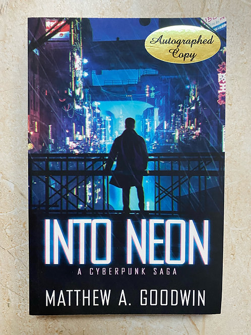 Inscribed Into Neon