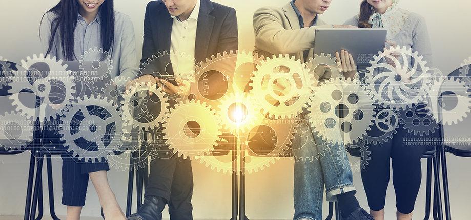 Teamwork of business concept..jpg