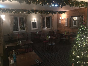 Love how cosy I've made this little pub
