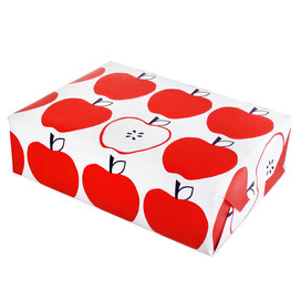 beve studio apple gift wrap