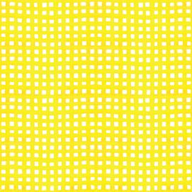 beve studio Yellow Gingham