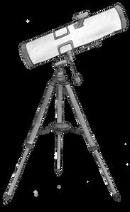 beve studio Telescope Icon