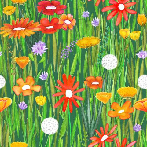 Wildflower Pattern