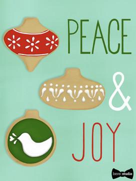 beve studio peace & joy
