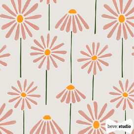 beve studio coneflower