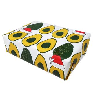 beve studio Avocadhohoho Gift Wrap