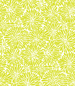 Acid Green Mum Pattern