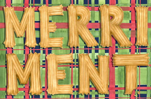 Merriment Card