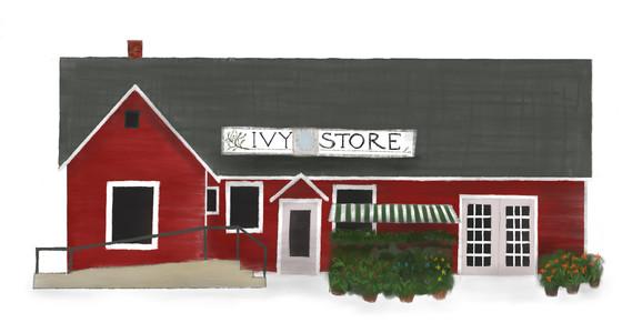 beve studio Ivy Store - Albemarle, Va