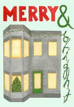 beve studio Merry & Bright