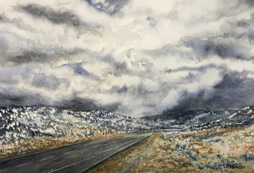 Black Ridge Road