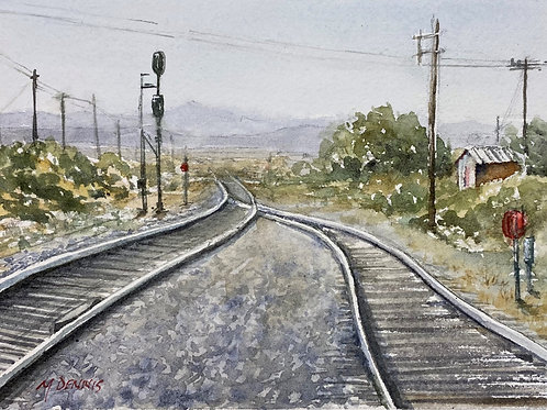 Distant Crossing