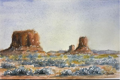 Red Buttes
