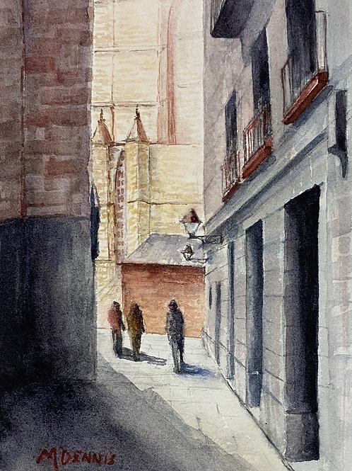 Wandering in Spain