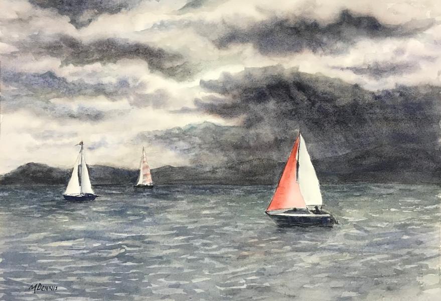 Wilard Bay Storm