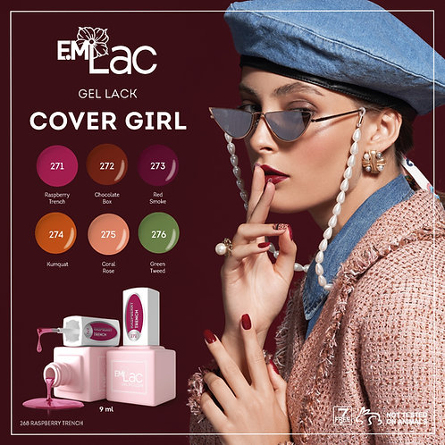 EmLac Cover Girl #271-276