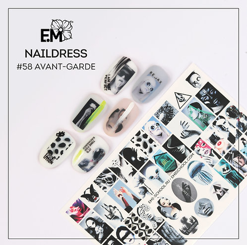 Naildress #58-62
