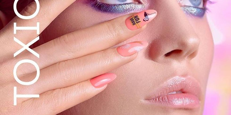 Aktiver Nail Art Workshop
