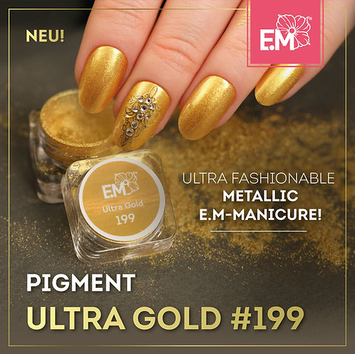 Pigment Ultra Gold #199