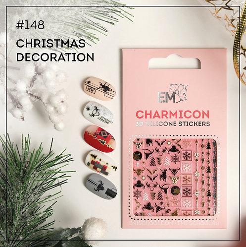 Charmicon Christmas #148-151