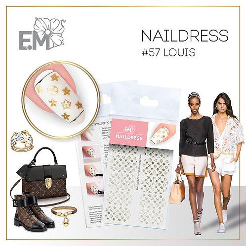 Naildress #51-57