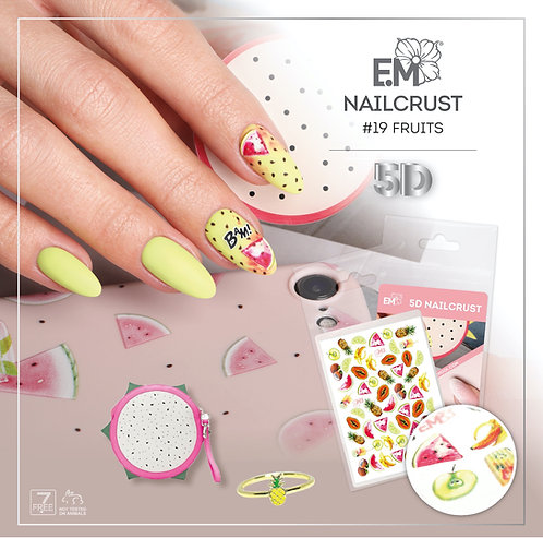 5D Nailcrust #18-19