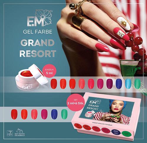 Gel Farben Grand Resort 5ml