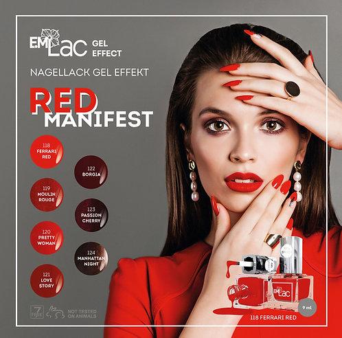 Red Manifest Kollektion 9ml