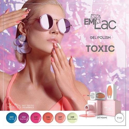 EmLac Toxic #243-248