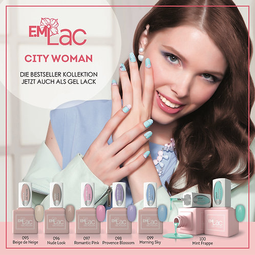 EmLac City Woman #95-100