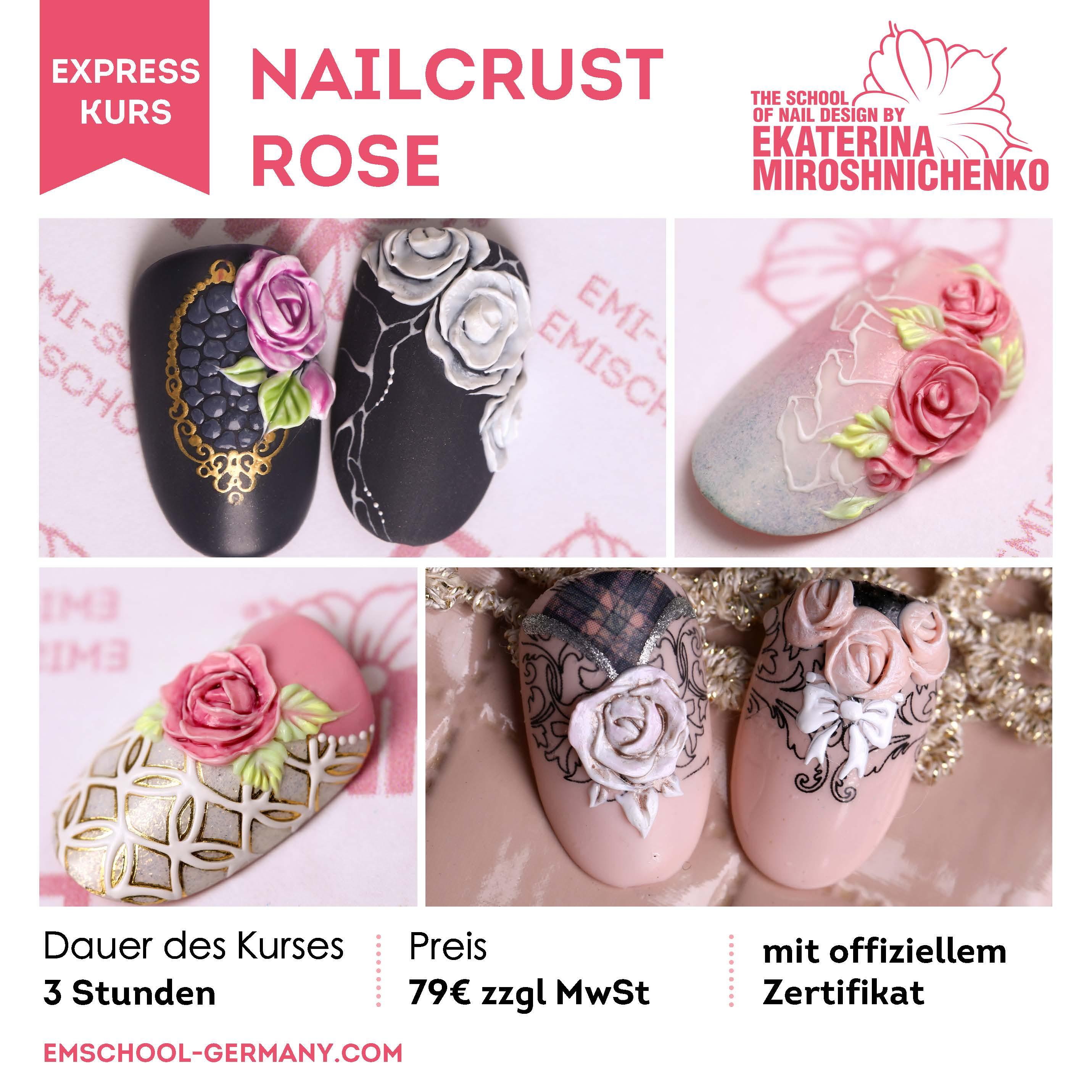 Nailcrust Rosen